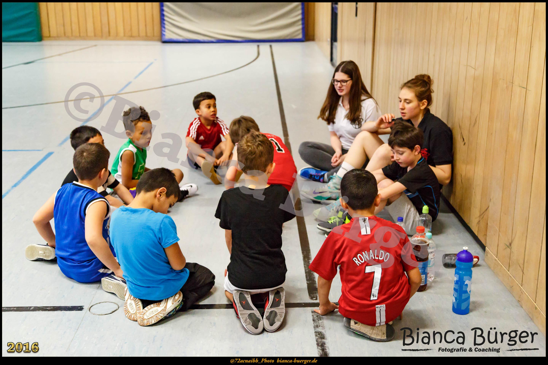 Training Weddinger Wiesel Pampers (Basketball)