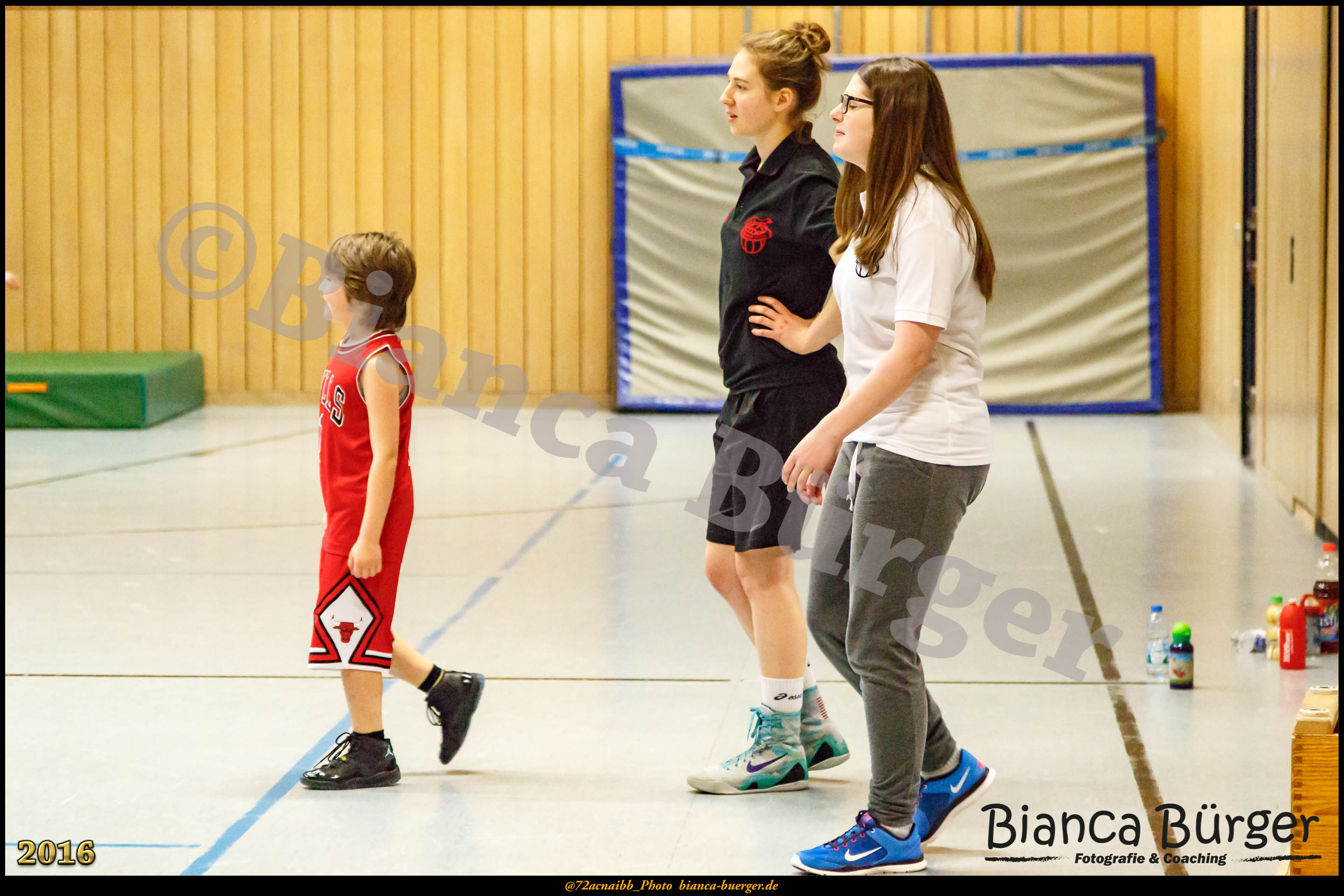 Training Weddinger Wiesel Pampers (Basketball)